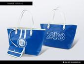 Zeta Phi Beta   Tote Bag