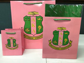 AKA Paper Gift Bags Set