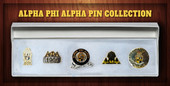 PIN:   Alpha Phi Alpha  Pin  Collection
