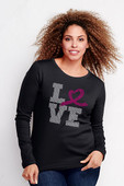 LOVE  Letters   Rhinestone  Apparel