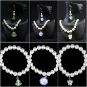 3 Piece Pearls Set
