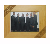 Chapter Pride II Greek Frame