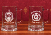 Glass Mugs- A set of 2 (  23 oz )  Maxim Mugs