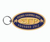Sigma Gamma Rho Key Tag