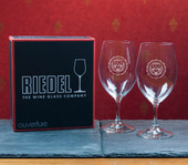Stemware- Set of 2, 18 oz Riedel Wine Glasses