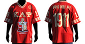 Jersey -  Kappa Alpha Psi Football Jersey