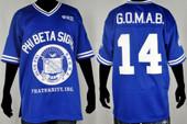 Jersey -  Phi Beta Sigma Football Jersey2   (14)