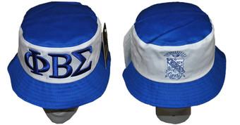 Head-Gear Phi Beta Sigma Bucket - Prime Heritage Gifts 12da236c5bc