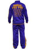 Omega Psi  Phi  Jogging Suits