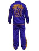 Omega Psi  Phi  Jogging Suits