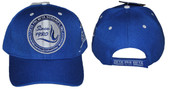Blue ZPB Seal  Baseball Cap