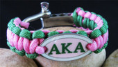 Jewel:  AKA Paracord Survival Braclet