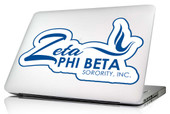 ZPB  Laptop Skin/Wall Decal