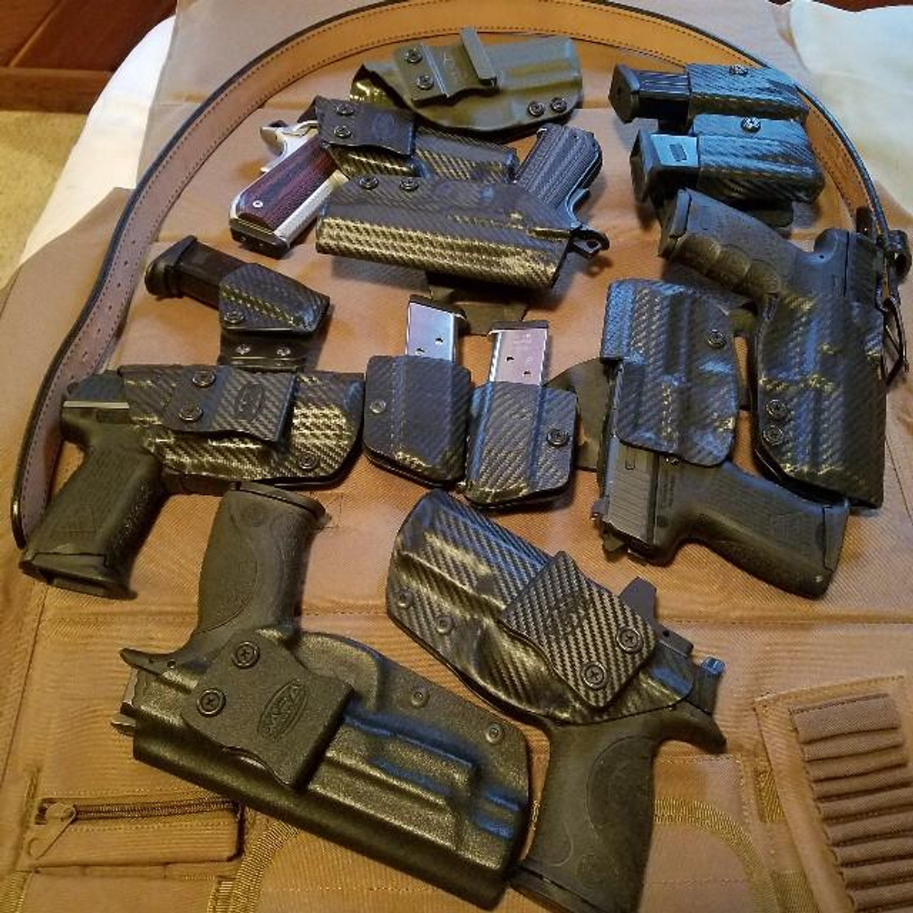 Customer Reviews: Dara Kydex Holsters