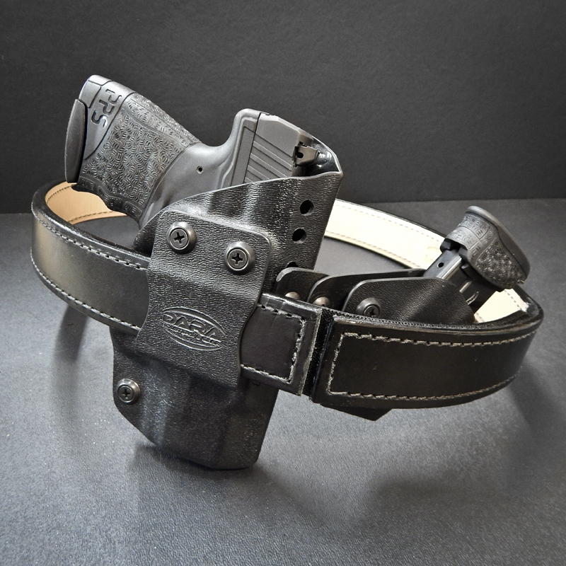 Dara Holsters: How to Carry an Appendix Holster Successfully