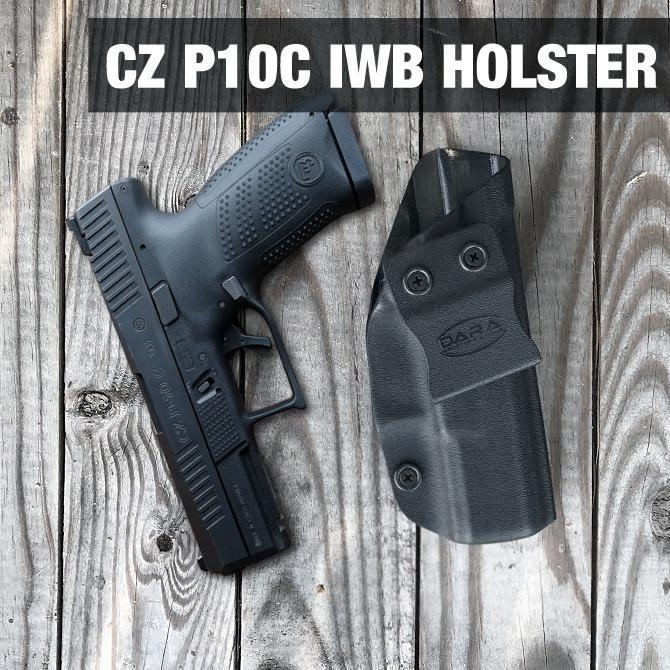 CZ P10c IWB Holster