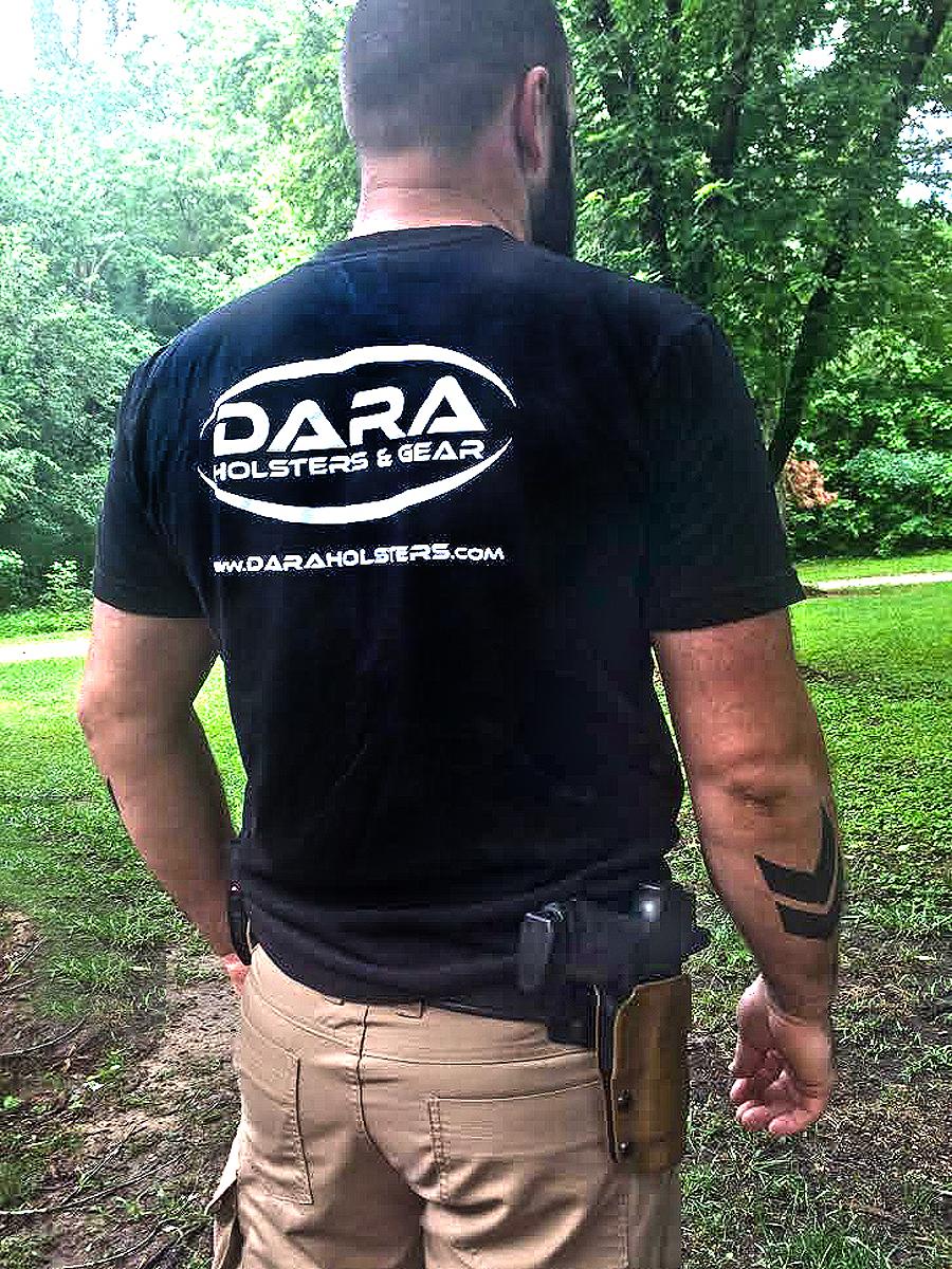 Dara Holsters: EDC: Q5 Match in a Dara Holster