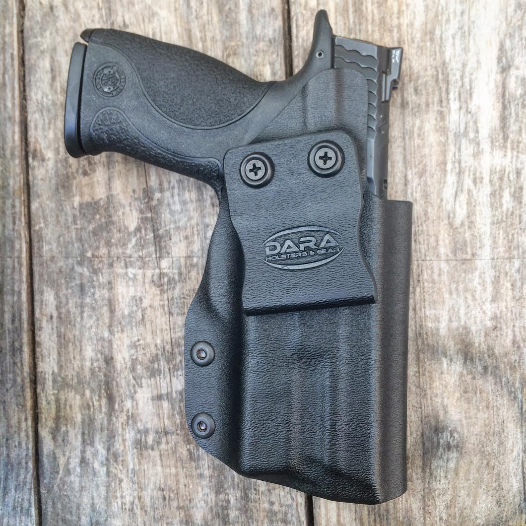 Holsters For Pistols With Rmr Or Reflex Red Dot Sight