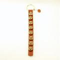 TRADITIONAL STRAP BELLS -  #2 Size Bells - 8 Bells on Strap