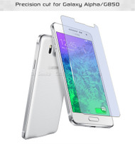 Glass Screen Protector for Samsung Galaxy Alpha / G850