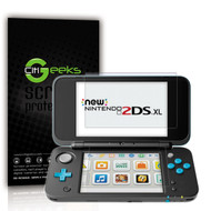 CitiGeeks Screen Protector for Nintendo 2DS XL