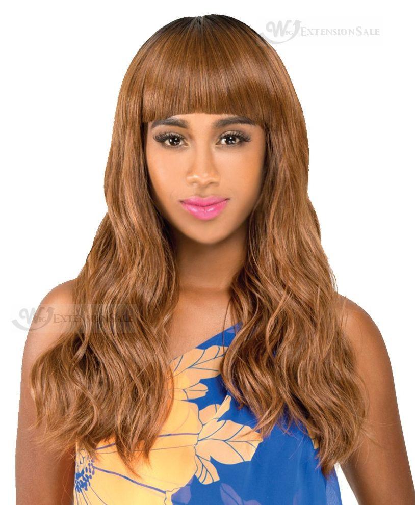 Rb Got Wig Human Hair Mix Silky Cap Gem