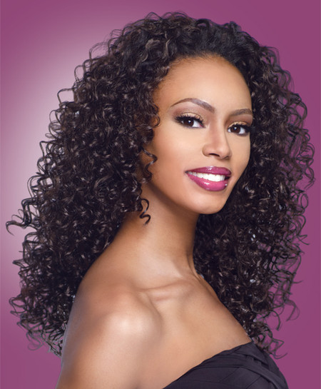 Sensationnel Synthetic Half Wig Instant Weave Vienna Extension