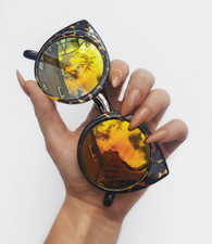 New 'Felix' cat eye style tortoise sunglasses