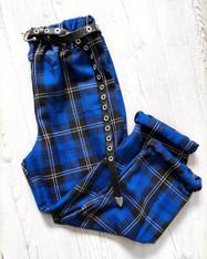 Check me out tartan trouser