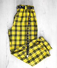 Check Me Out! Tartan trouser
