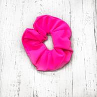 *NEW* NEON PINK scrunchie