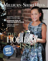 Millburn-Short Hills Magazine, Holiday issue 2015