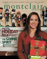 Montclair Magazine, Holiday Issue, November 2015