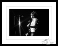 "Record Archives Portraits of Rock Series: ""Bruce Springsteen, 1978"" Limited-Edition Framed Giclee Print"