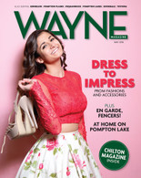Wayne Magazine, May 2016 Issue