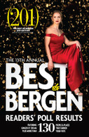 (201) Magazine's Guide to Best of Bergen Readers Poll Results (2019 edition)