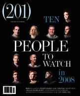 (201) Magazine (January 2008 issue)