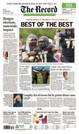"Paramus Catholic ""Best of the Best"" Front Page Reprint"