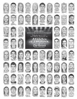 The Record's 2012-2013 Athletes of the Week Poster Print