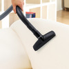 MIELE SPD 10 Extra Wide Upholstery, This extra wide cleaning tool makes easy and faster work of pulling stubborn pet hair, lint and dirt from upholstery and curtains.