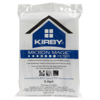 Kirby MicroAllergen Plus Micron Magic 6 PK