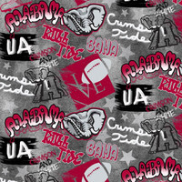 UNIV. OF ALABAMA-1235 Cotton