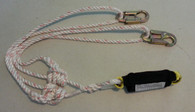 Adjustable Lanyard with Lobster Claws & Zorber