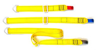 Adjustable Web Lanyard (Various Sizes, Pricing Starting at $25.00)