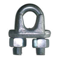 WIRE ROPE CLIP - IMPORT (Various Sizes, Pricing Starting at $1.56)