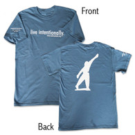 LIVE INTENTIONALLY T-SHIRT
