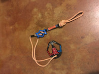 ISC SmartSnap belay Device and Adjustable Cynch Lanyard