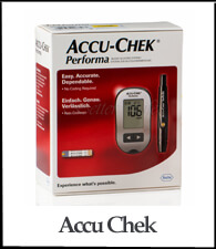 Accu-Chek Performa Blood Glucose Monitor