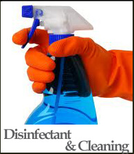Disinfectant - Cleaning Supplies