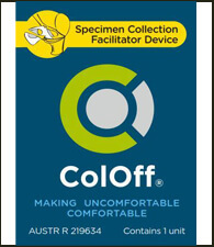 Specimen Collector ColOff